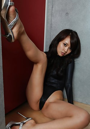 High Heels Asian Teen