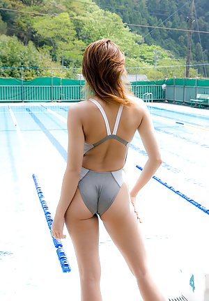 Swimsuit Asian Teen