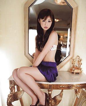 Skirt Asian Teen