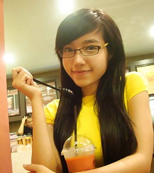 Glasses Asian Teen