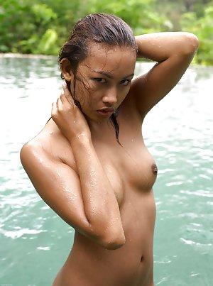 Pool Asian Teen