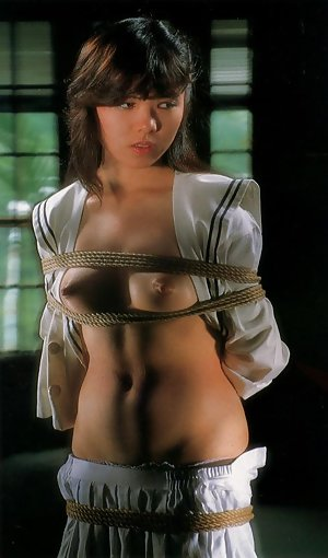 Bondage Asian Teen
