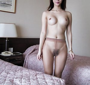 Pantyhose Asian Teen