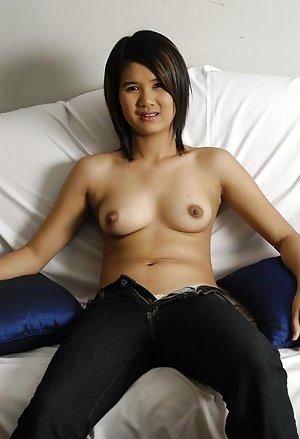 Jeans Asian Teen