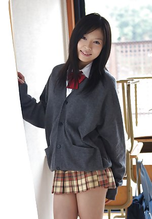 Skirt Asian Teen