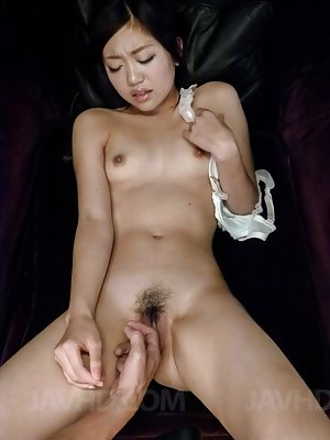Fingering Asian Teen