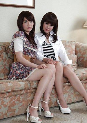Lesbian Asian Teen