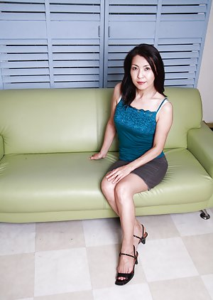 Mature Asian Teen