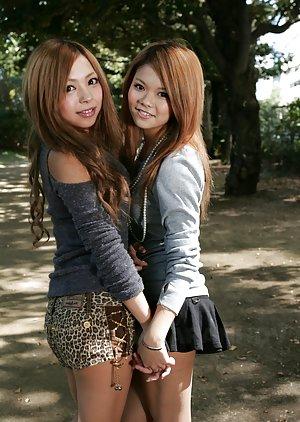 Japanese Asian Teen