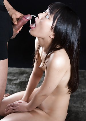 Cumshot Asian Teen