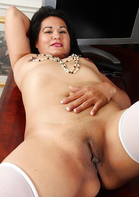 BBW Asian Teen