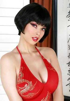 Big Boobs Asian Teen