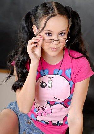 Glasses Asian Teen