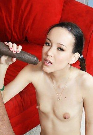 Black Cock Asian Teen