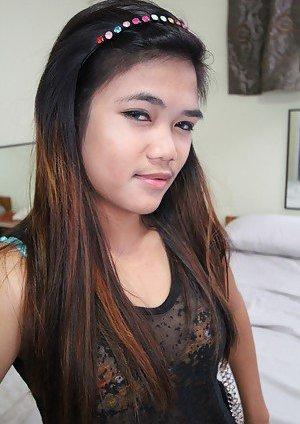 Chubby Asian Teen