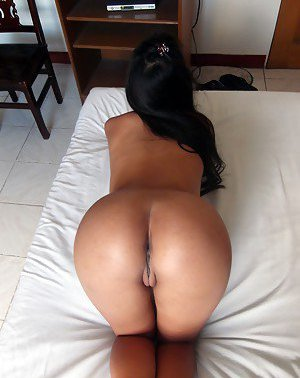 Butt Asian Teen