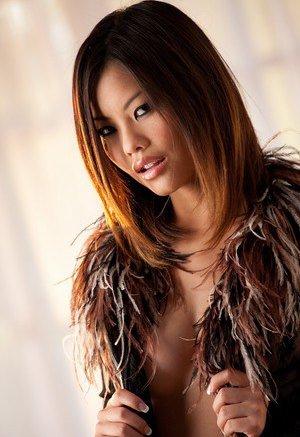 Model Asian Teen
