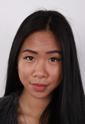 Face Asian Teen
