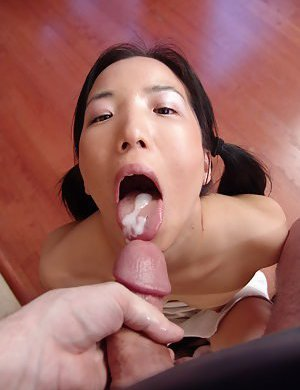Cum In Mouth Asian Teen