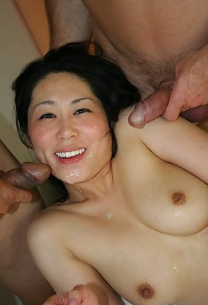 Brunette Asian Teen