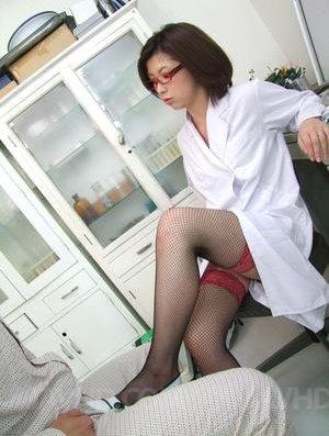 Nurse Asian Teen