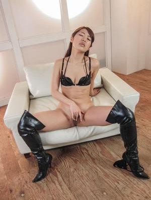 Boots Asian Teen