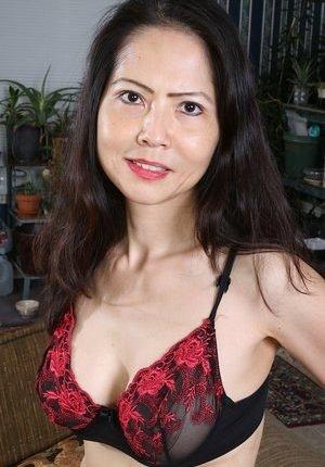 Mature Asian Teen