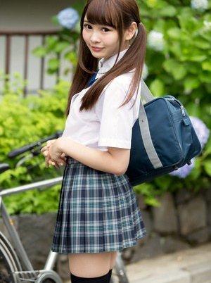 Asian models little schoolgirl