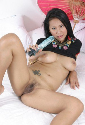 Dildo Asian Teen